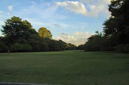 新宿御苑の秋1-5