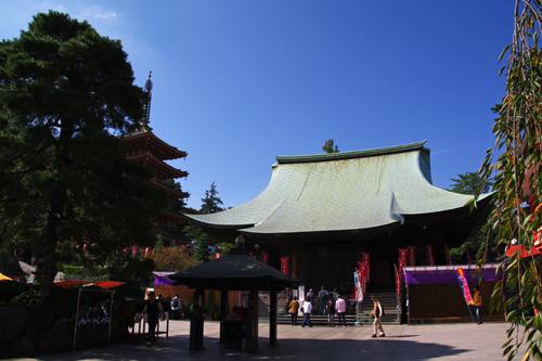 高幡不動尊20101023-9