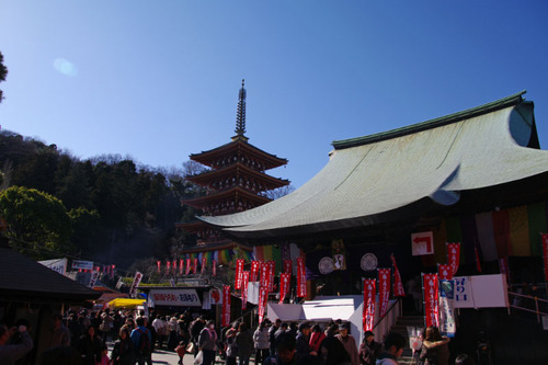 高幡不動尊201101-7