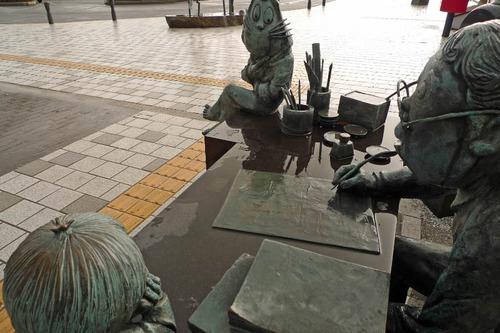 水木しげるロード201212-11