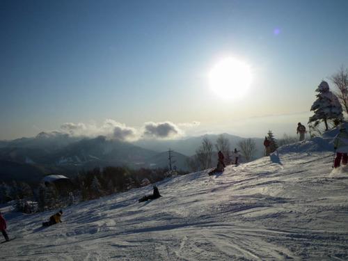 志賀高原スキー201201-9