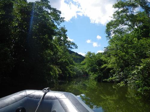 西表島ナーラの滝201108-5