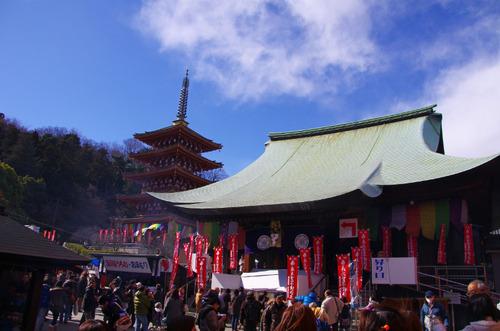 高幡不動尊20110116-12