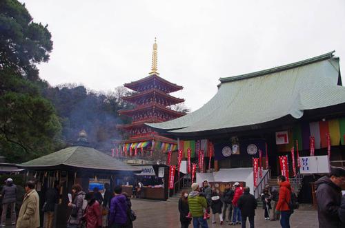 高幡不動尊201201-2
