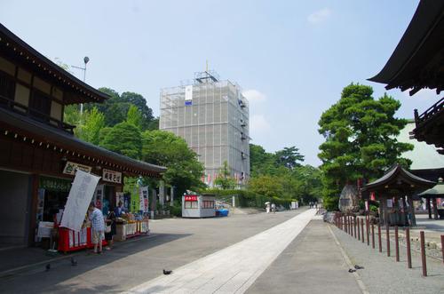 高幡不動尊201108-11