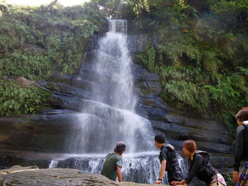 西表島ナーラの滝201108-8