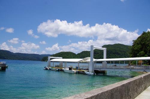 西表島船浮イダの浜201108-2