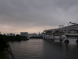 お台場夜景2009-3