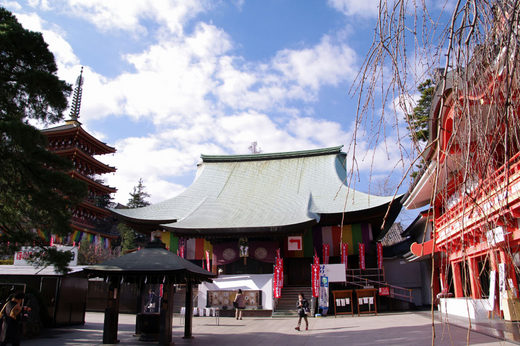 高幡不動尊20091229-8