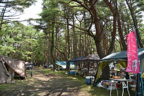 本栖湖キャンプ場201508-8