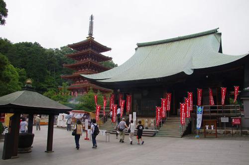 高幡不動あじさい祭り201106-1