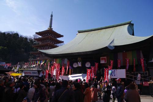 高幡不動尊20110103-1