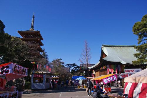 高幡不動尊20100116-7
