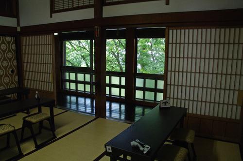 高尾山精進料理2010-8