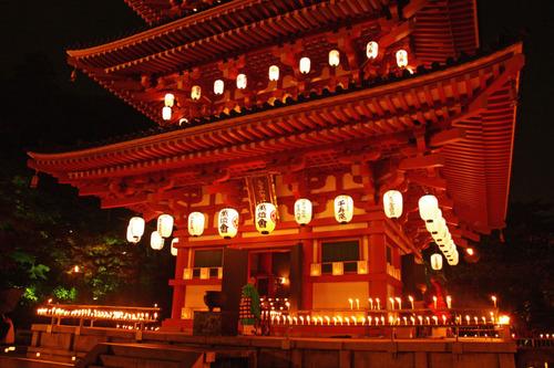 高幡不動尊万燈会2010-7