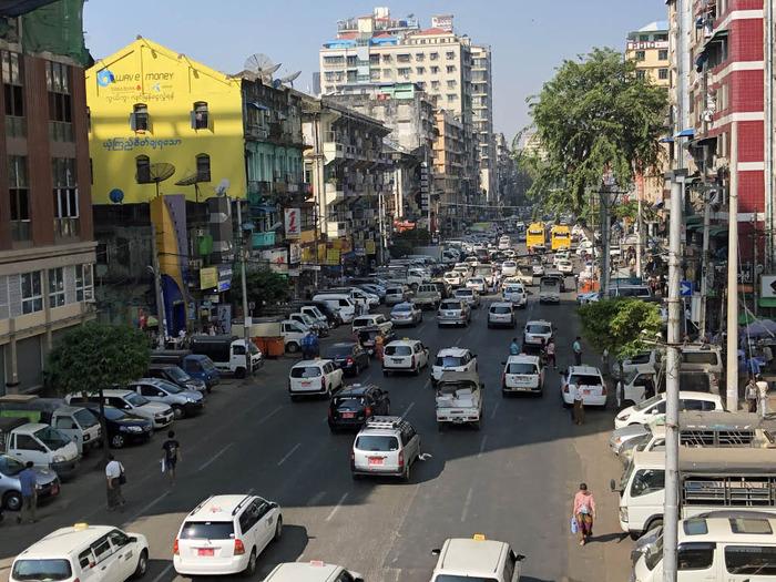 ミャンマー2018