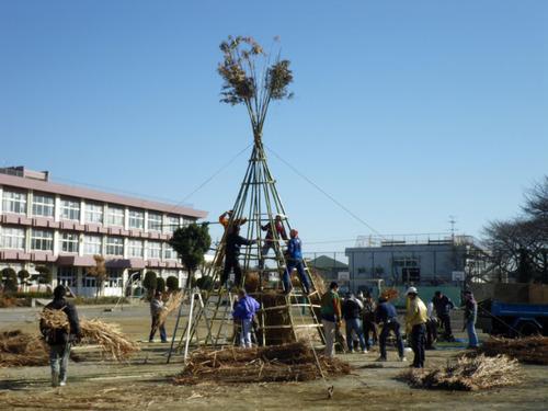 どんど焼2011-13