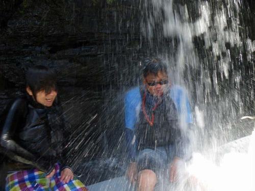 西表島ナーラの滝201108-19