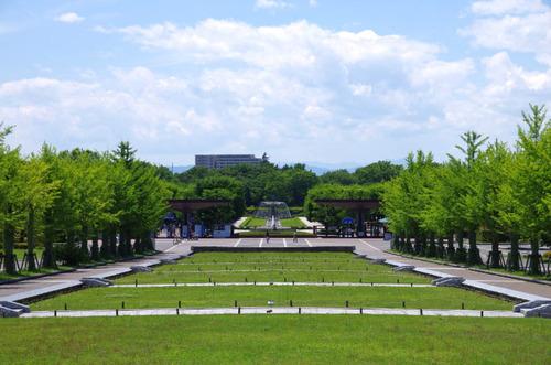昭和記念公園201406-1