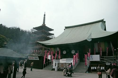 高幡不動尊20110206-11