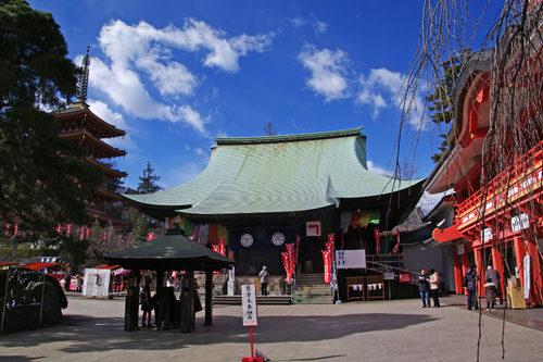 高幡不動尊20100206-2