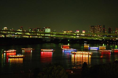 お台場夜景201010-4