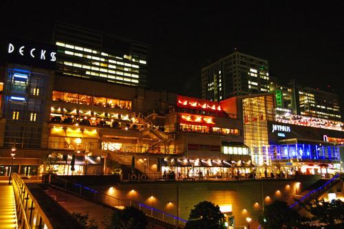 お台場夜景201010-2