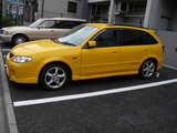 黄色い車2