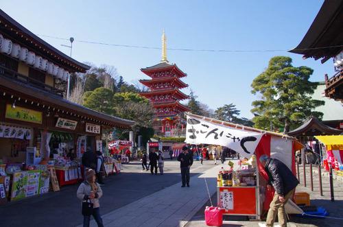 高幡不動尊201201-15