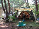 本栖湖キャンプ2008-2