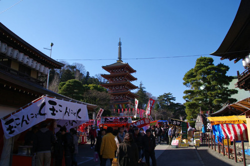 高幡不動尊201101-3