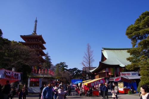 高幡不動尊201101-1