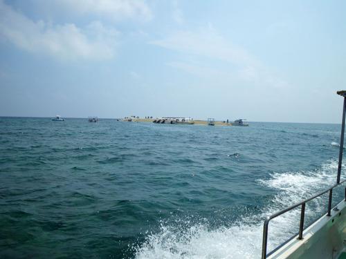 西表島バラス島201008-5