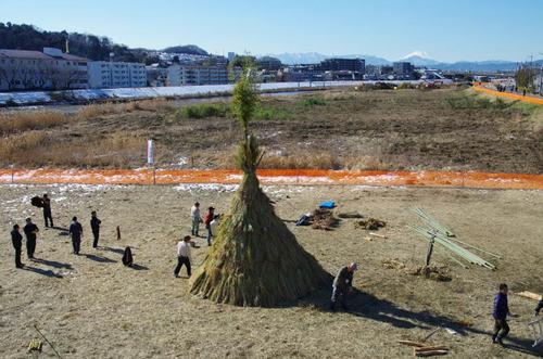 浅川河川敷201301-7