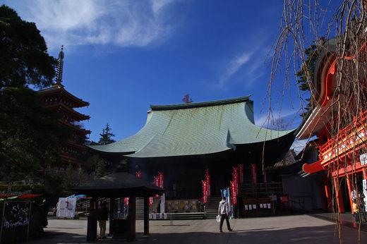 高幡不動尊20091212-1