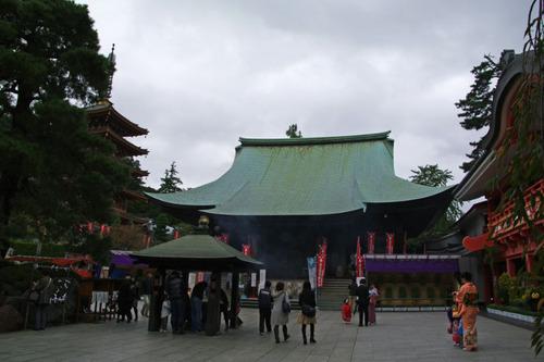 高幡不動尊20101031-10