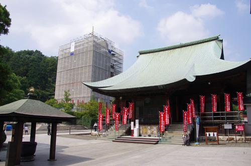 高幡不動尊201108-1