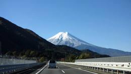 本栖湖からの富士山-1