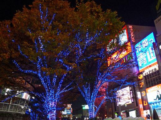 新宿東口アルタ前