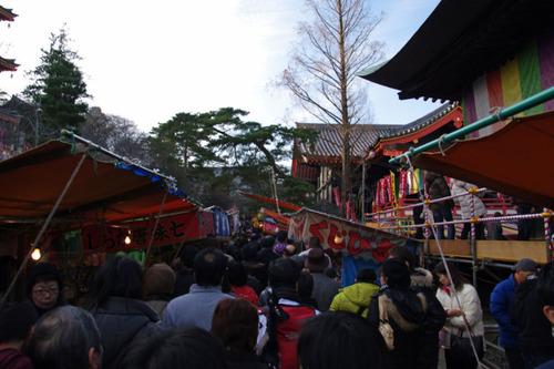 高幡不動尊20110103-9