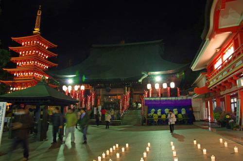 高幡不動尊201111-9