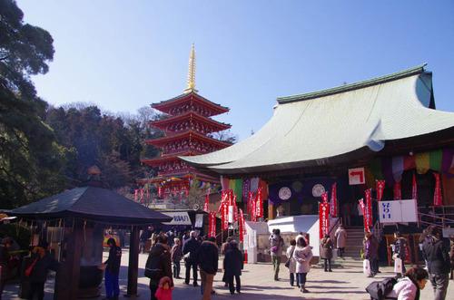 高幡不動尊201201-9