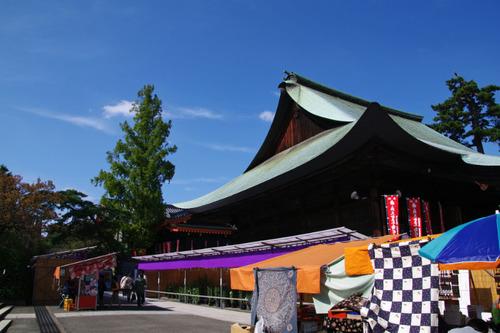高幡不動尊20101023-2