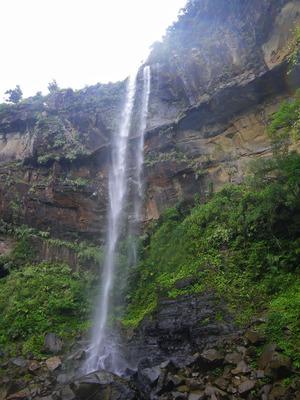 西表島ピナイサーラの滝2010-9