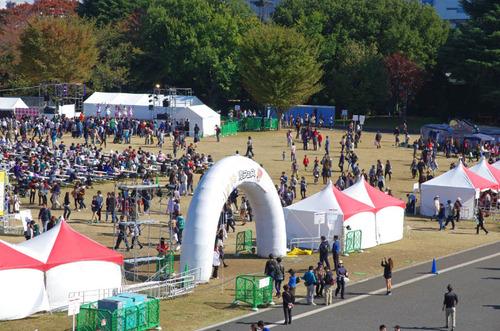 昭和記念公園201411-3