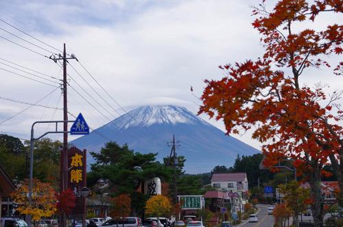 本栖湖キャンプ場201311-14