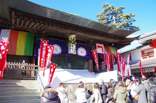 高幡不動尊201201-3