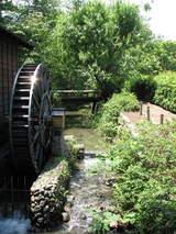親水公園水車8