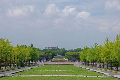 昭和記念公園201408-11
