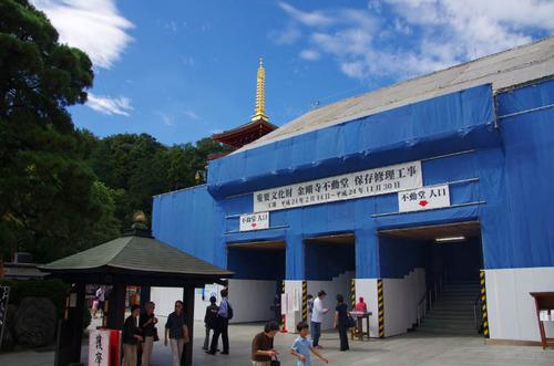 高幡不動201209-2